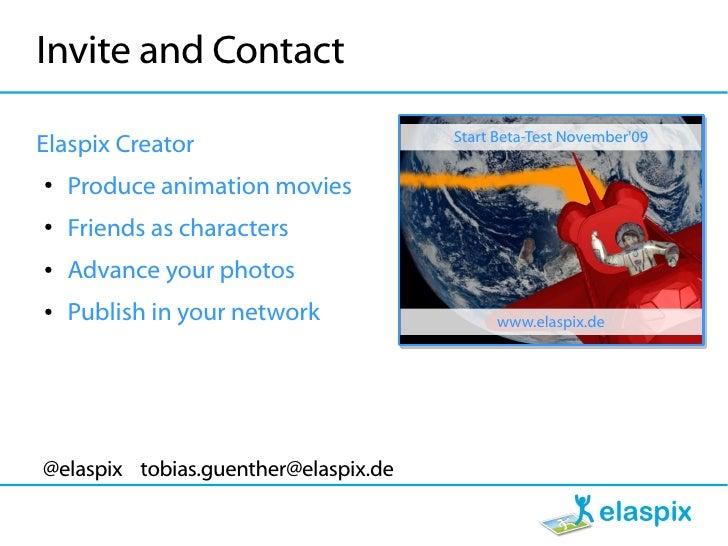 Network Www.elaspix.de