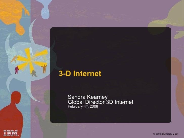 3d Internet - A Brief Overview 08
