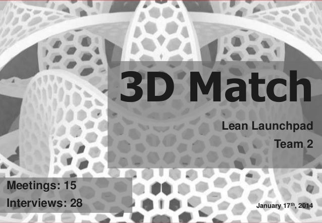 3 d match columbia univ jan 2014