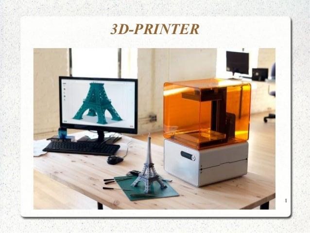3D -Printing
