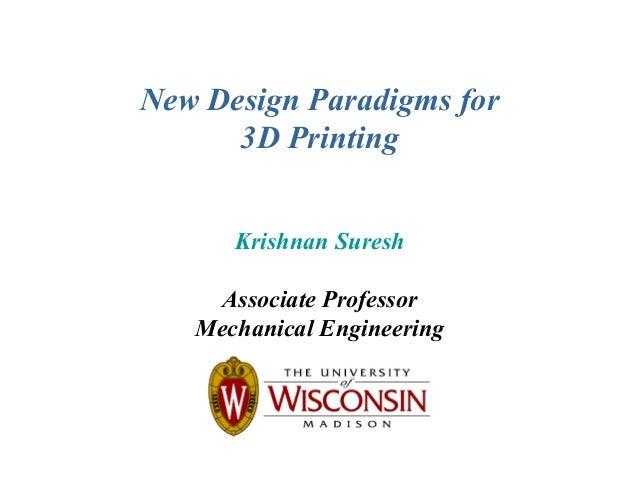 3DPrinting_Suresh