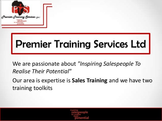 """Premier Training Services Ltd We are passionate about """"Inspiring Salespeople To Realise Their Potential"""" Our area is exper..."""