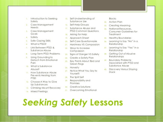 Printables Seeking Safety Worksheets seeking safety worksheets hypeelite boundaries photo album worksheet for