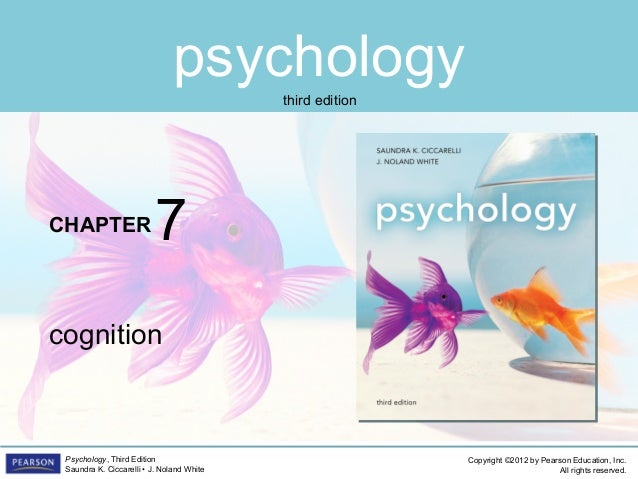 PSYC1101 Chapter 7 PowerPoint