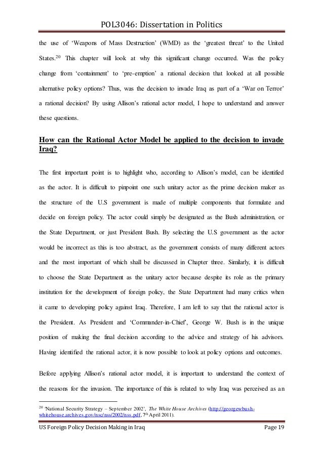 Dissertation abbreviations page