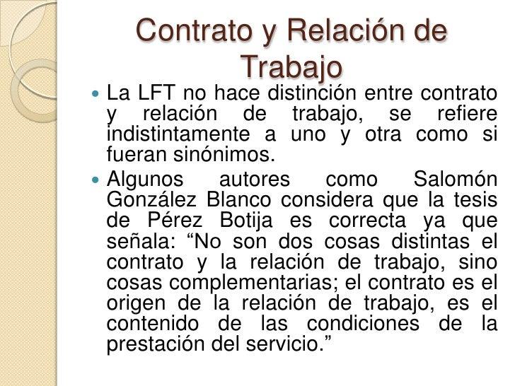 Relacion y contrato individual de trabajo youtube for Contrato trabajo