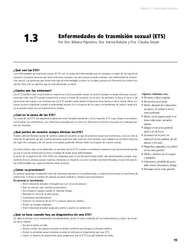 ¿Qué son las ETS?Las enfermedades de trasmisión sexual (ETS) son un grupo de enfermedades que se contagian a través de las...