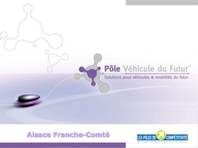 Alsace Franche-Comté                       Diapositive 1 - Décembre 2012