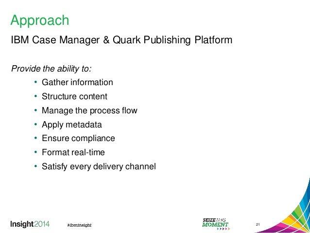 Quark Publishing Manager Quark Publishing