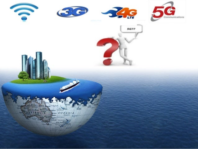 Presentation On 1g 2g 3g 4g 5g Cellular Amp Wireless