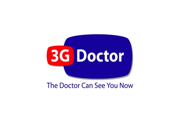 3G Doctor slide deck Mobile Strategies for Pharma Conference LowRes
