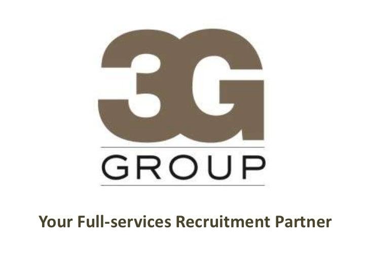 YourFull-servicesRecruitment Partner<br />