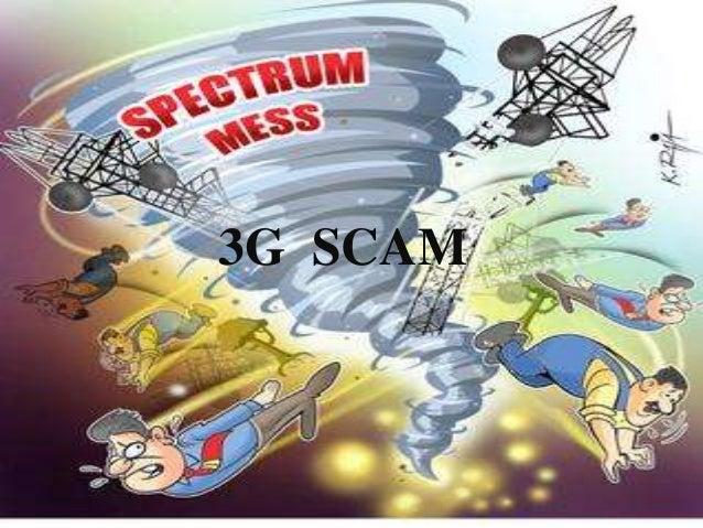 3G SCAM