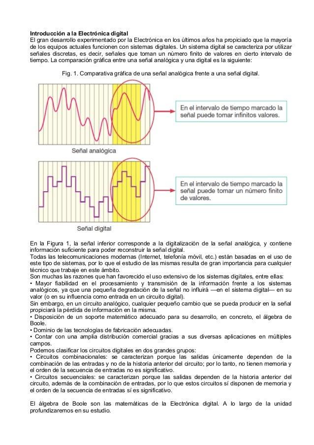 Introducción a la Electrónica digitalEl gran desarrollo experimentado por la Electrónica en los últimos años ha propiciado...