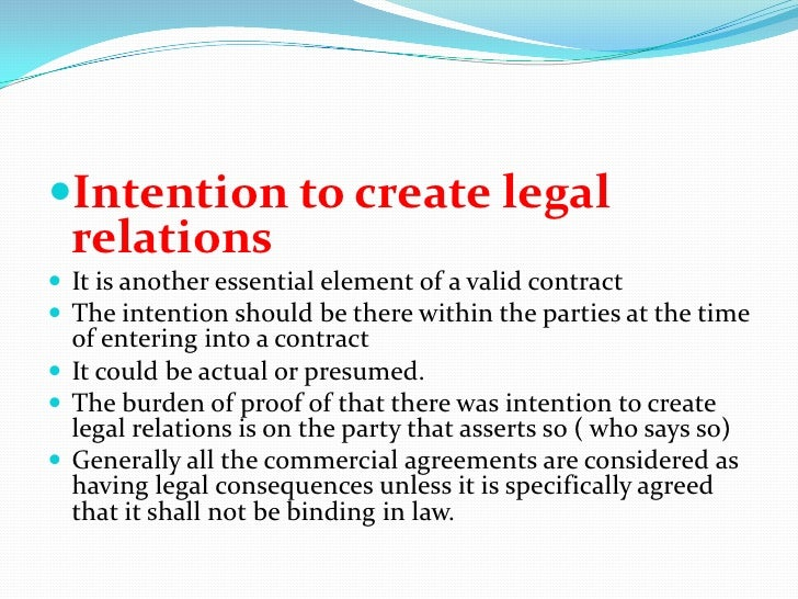 an analysis of seven essentail elements in a binding legal contract Elements of a contract the requisite elements that must be established to demonstrate the formation of a legally binding contract are (1) offer (2) acceptance (3) consideration (4) mutuality of obligation (5) competency and capacity and, in certain circumstances, (6) a written instrument.
