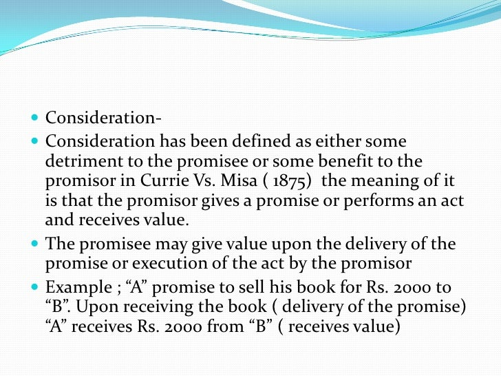 Mortgage Promise Meaning