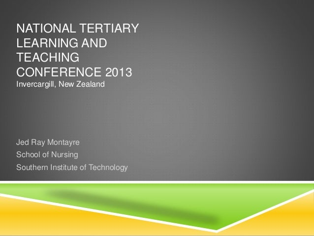 NTLT 2013 - Jed Ray Montayre - Motivation: A Powerful Key to Student Learning Engage