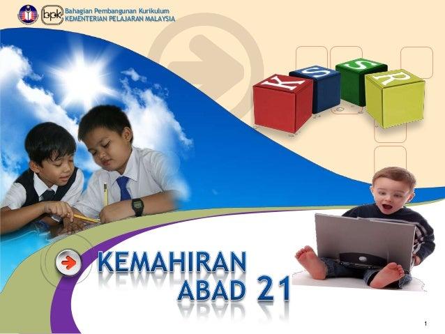 3 kemahiran abad 21