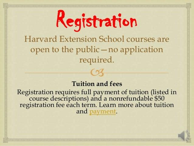harvard extension certificate gallery