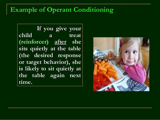 compare and contrast classical and operant conditioning essay Topic: compare and contrast classical conditioning with operant conditioning we are constantly learning whether we realize it or not from the moment we are born our.