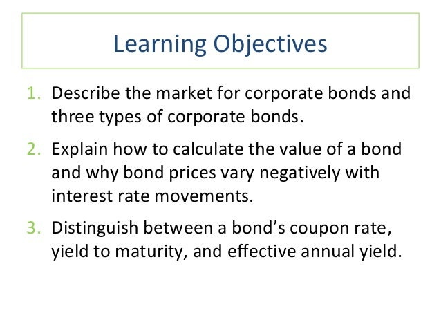 Why do interest rates have an inverse relationship with bond prices?
