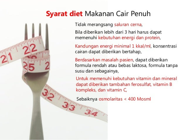 Diet Gagal Ginjal Kronik