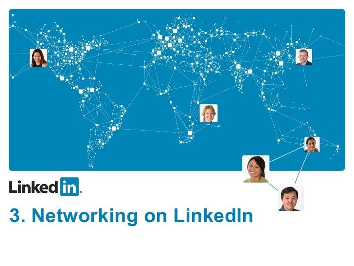 (3) Networking on LinkedIn