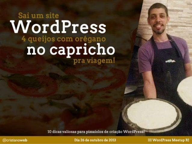 • •  •  •  Sou designer web freelancer em tempo integral há mais de 5 anos; Trabalho na criação de sites exclusivos com Wo...