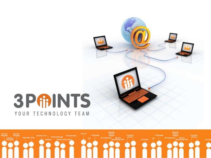 3Points - IT Experts for Small Businesses