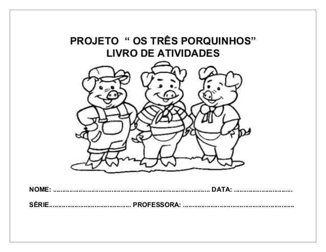 3 porquinhos   ilustrar - formatar]