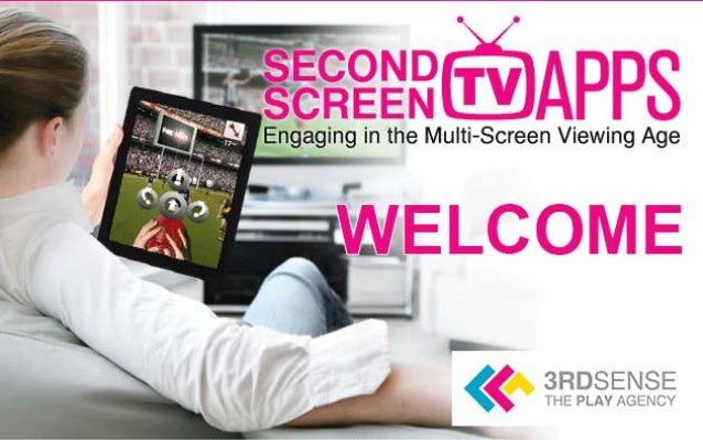 3RD SENSE Second Screen Seminar December 2012