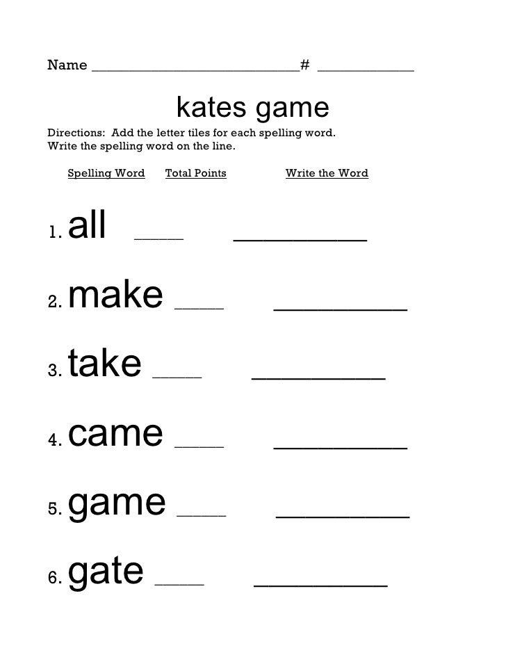 3 scrabble spelling kates game