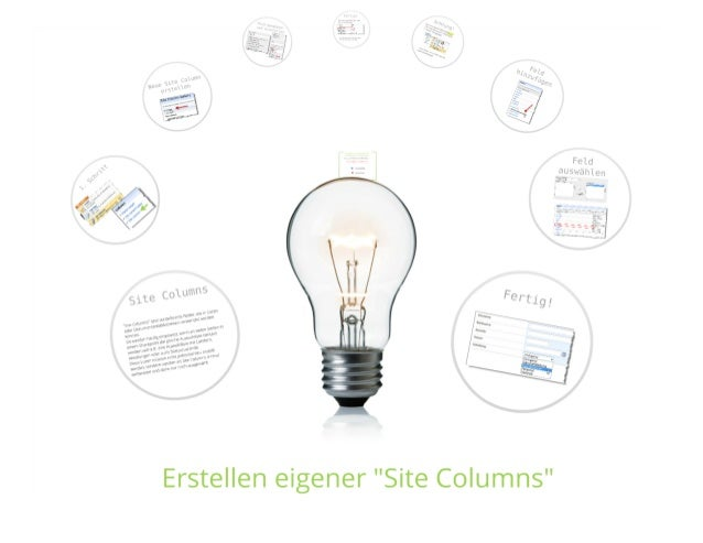 SharePoint Lektion #3: Site Columns