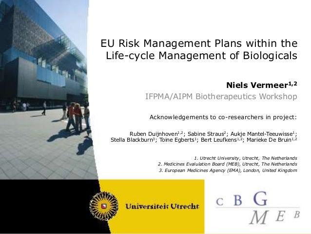 22. Dr. Niels Vermeer - Utrecht University (The Netherlands)