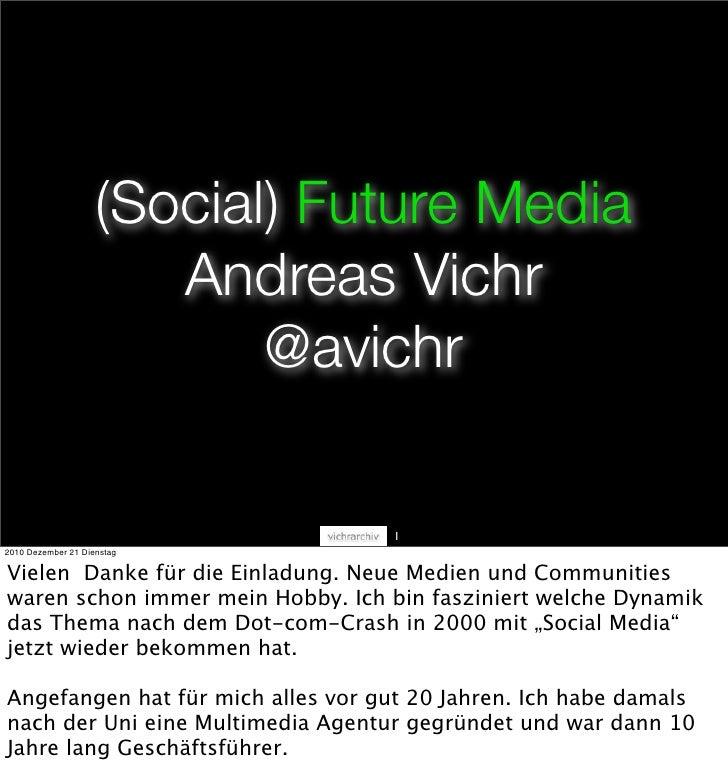 3 socialfuturemedia money