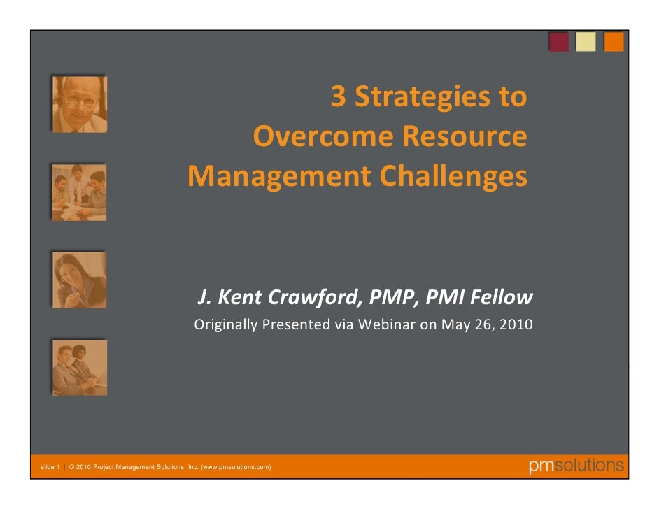 3 Strategies for Overcoming Resource Management Challenges