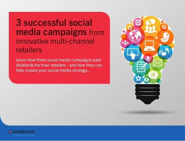 Learn how three social media campaigns paid dividends for their retailers - and how they can help inspire your social medi...