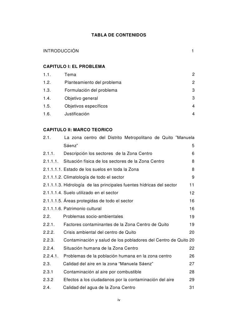 TABLA DE CONTENIDOSINTRODUCCIÓN la salle e4sta presente presente esta la saleuie vamos 1CAPITULO I: EL PROBLEMA1.1.       ...