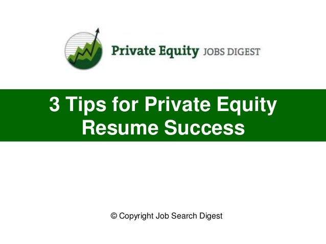 private equity resume resume private equity cover letter ivy ...