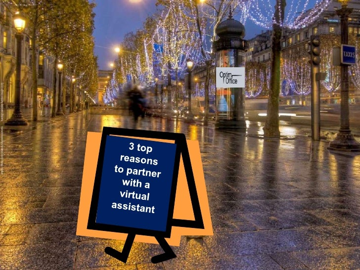 3 Top Reasons To Partner With A Virtual Assistant