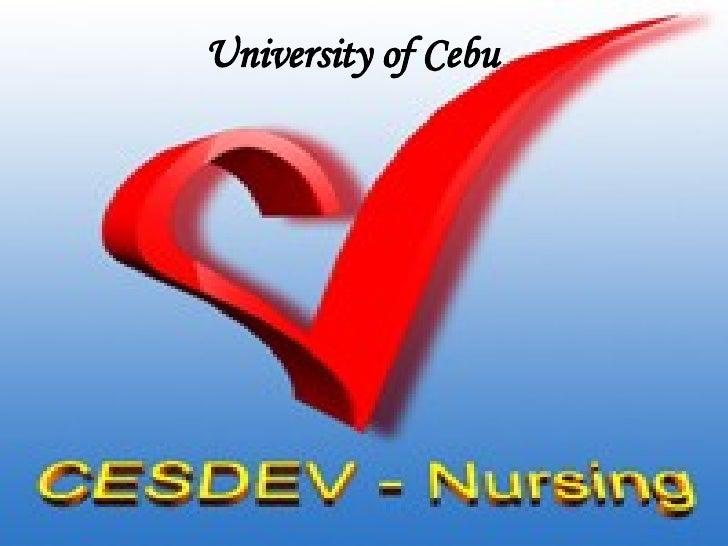 3UC Nursing CESDEV  A
