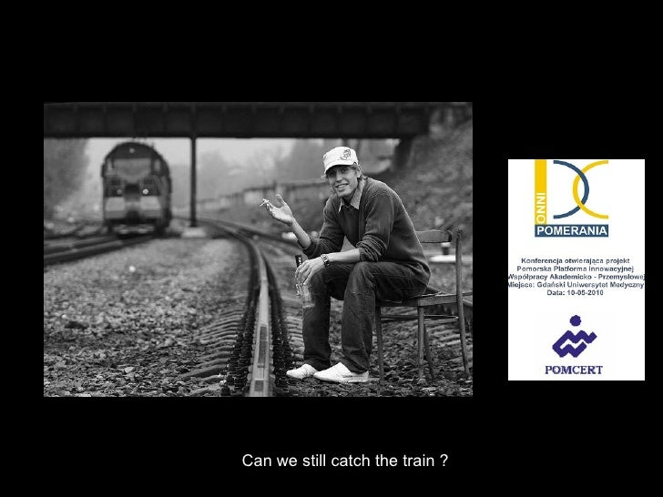 NO GADGETS, PLEASE Can we still catch the train ?