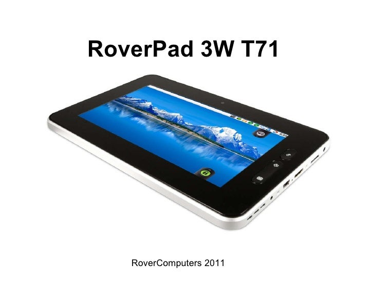 RoverPad 3W T71
