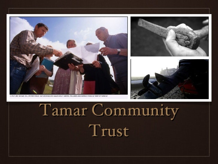 Tamar Community     Trust