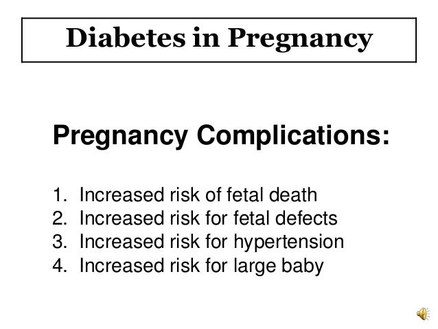 4. other complication of pregnancy