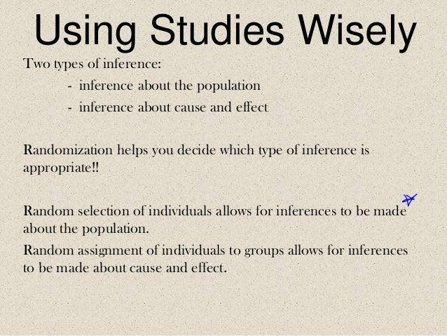 4.3 using studies wisely