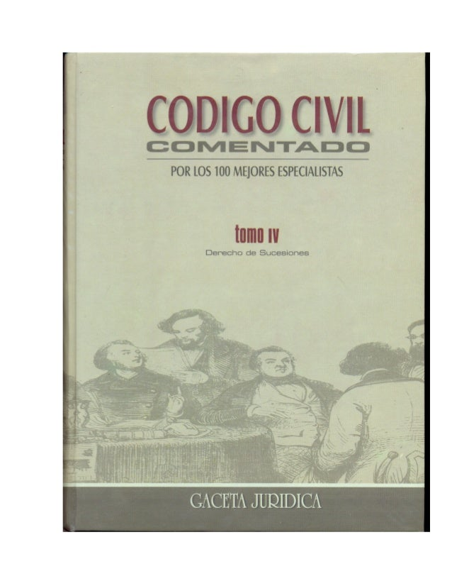 CODIGO CIVIL COMENTADO-derecho_de_sucesiones-tomo_iv