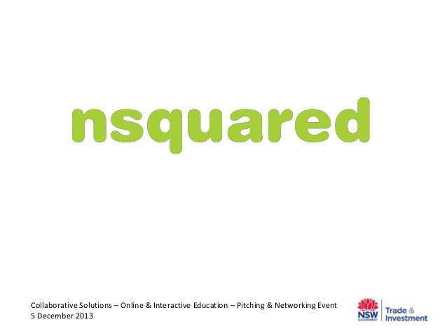 CS Education Event - nsquared