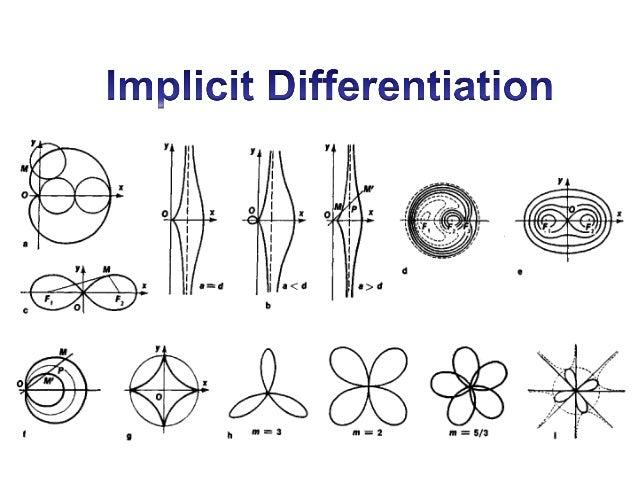 Diploma Plus Net Implicit Differentiation
