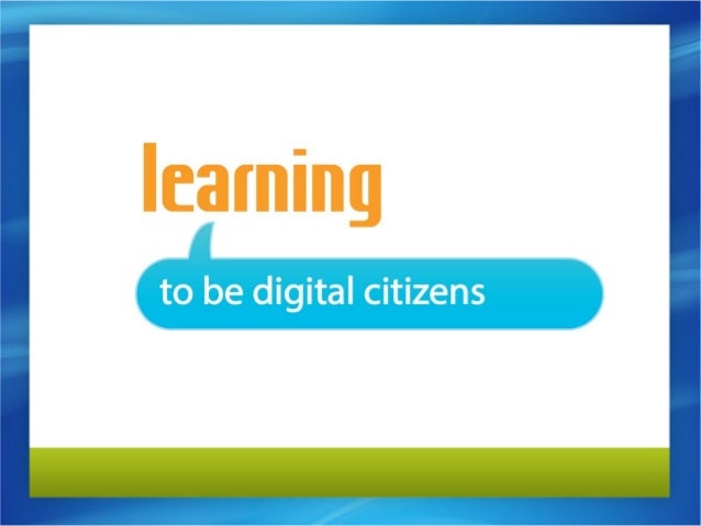 Module 4 Finding Content for Teaching about Digital Citizenship  2